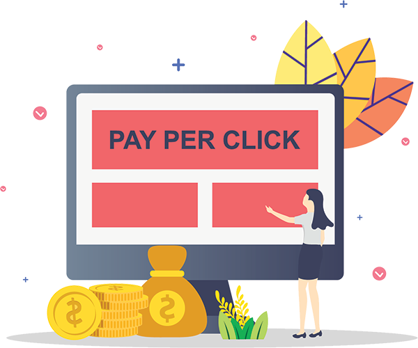 Pay Per Click monitor